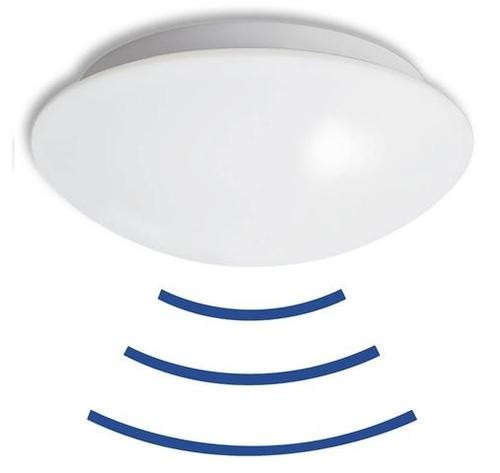 hf blanco plus 60w ip44 mit 360 sensor kunststoffleuchten f r au en mit sensor. Black Bedroom Furniture Sets. Home Design Ideas