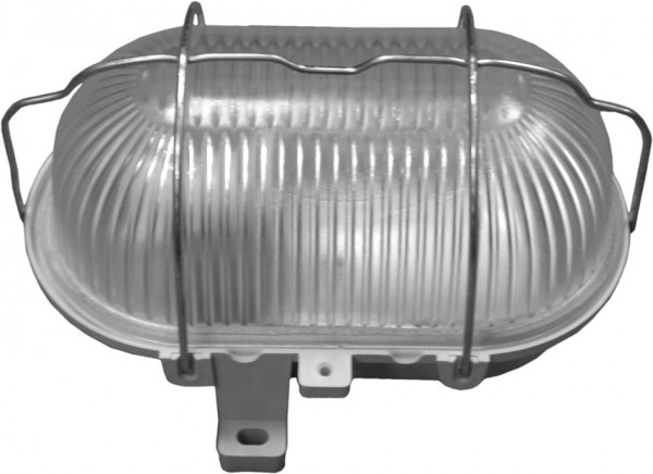 LED ISO-Ovalleuchte 5W, IP44