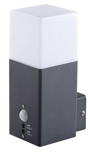 Außenbeleuchtung CUBE E27, IP44,