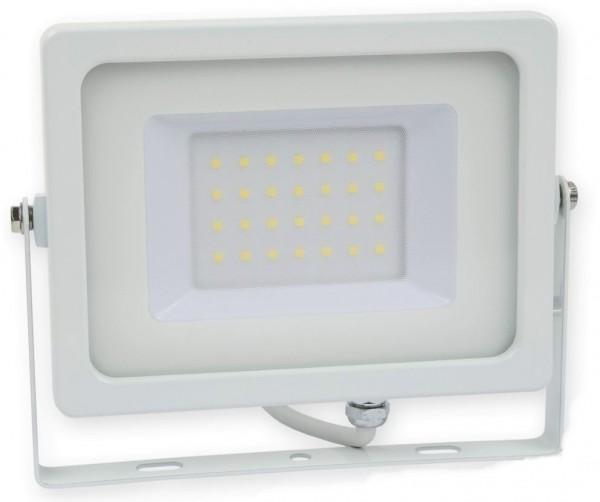 LED Flutlichtstrahler IP65, in weiß,