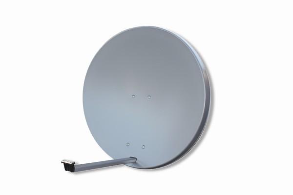 Antennen-Offsetspiegel 80 cm
