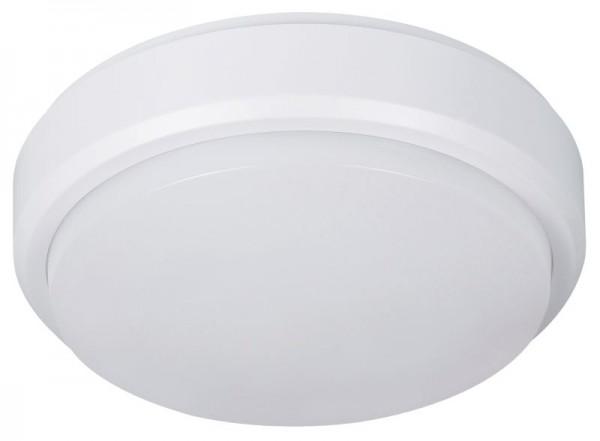 LED-Universalleuchte, RUND, 8 Watt, IP54,