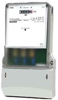 Elektronischer Drehstromzähler 5(60)A,