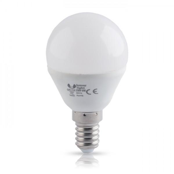 LED Tropfenlampe 4W, E14,
