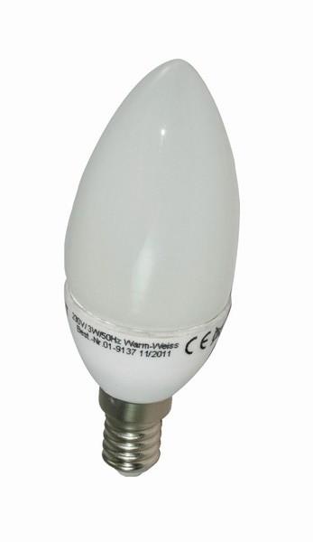 LED Kerzenlampe 4W, E14,