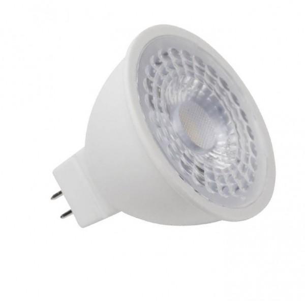 LED-Leuchtmittel MR16, 5W, 12V, SMD, GX5,3