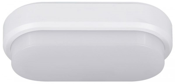 LED-Universalleuchte, OVAL, 8W, IP54