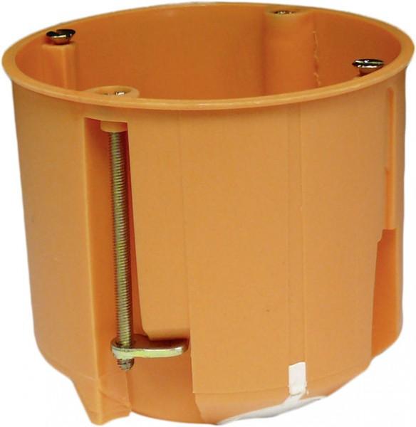 Hohlwandschalterdose, winddicht, H 47mm