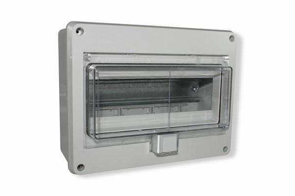 Kleinverteiler KV10, IP55, 10TE
