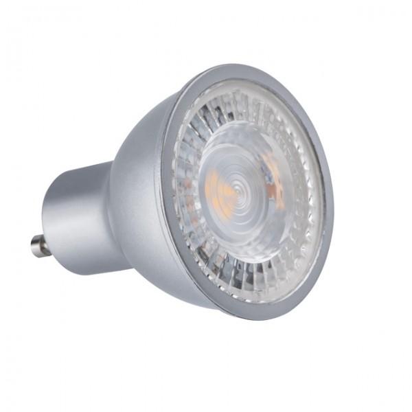 LED Spot GU10, MR16, 7,5W, 230V, dimmbar