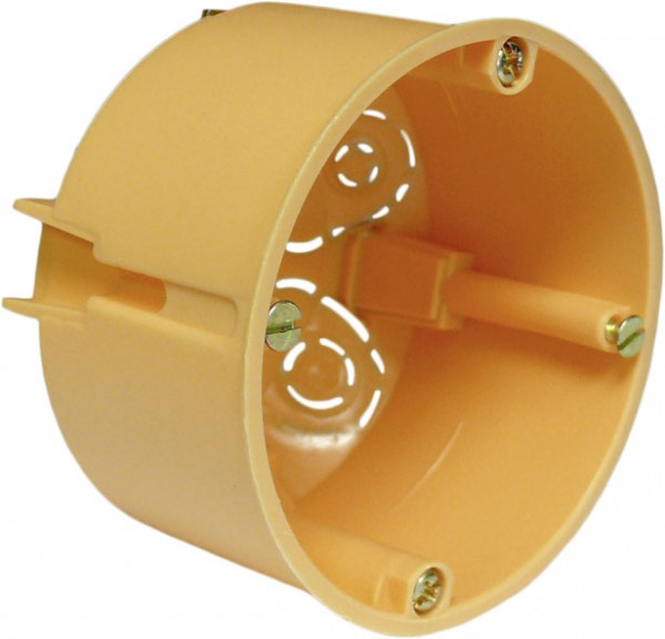 Hohlwandschalterdose, H 47mm
