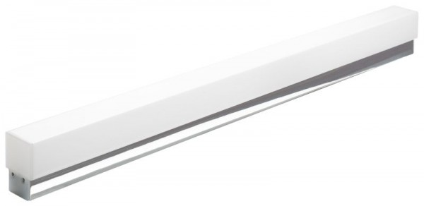 LED Spiegelleuchte chrom, IP44