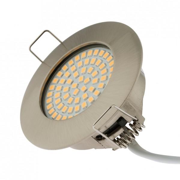 LED Möbeleinbaustrahler 3,5W, 230V, IP20,