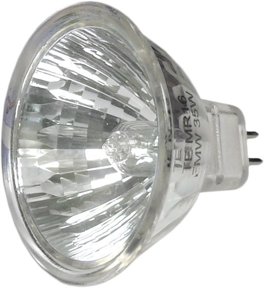 Niedervolt-Halogen-Kaltlichtspiegellampe 12V