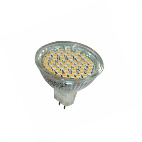LED-Leuchtmittel MR16, 2,5W, 12V, SMD, GX5,3