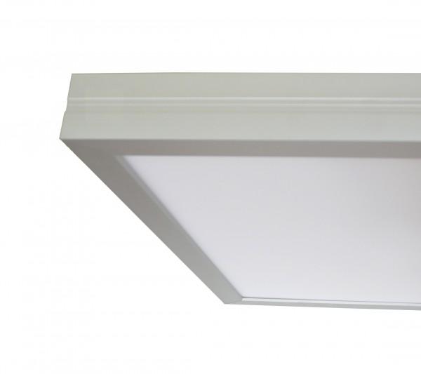 Unterbaurahmen für LED-Panel rechteckig