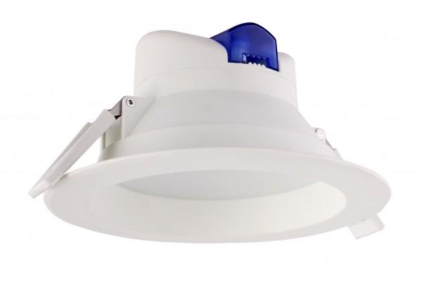 LED Einbaustrahler 10W, IP44, 230V