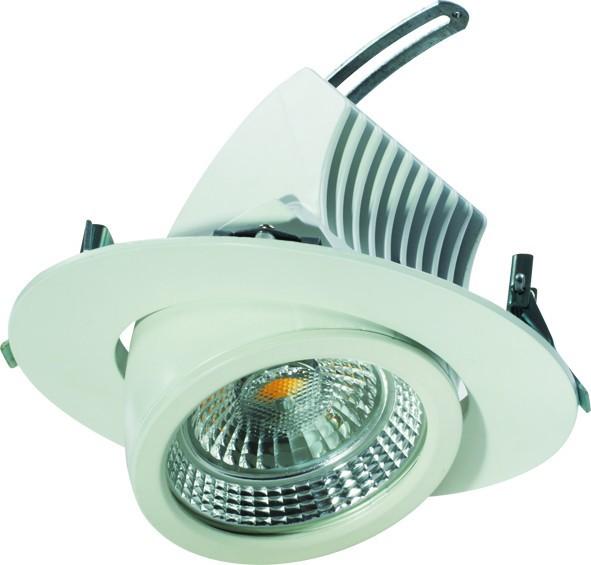 LED Decken-Einbauleuchte 48W, IP20,