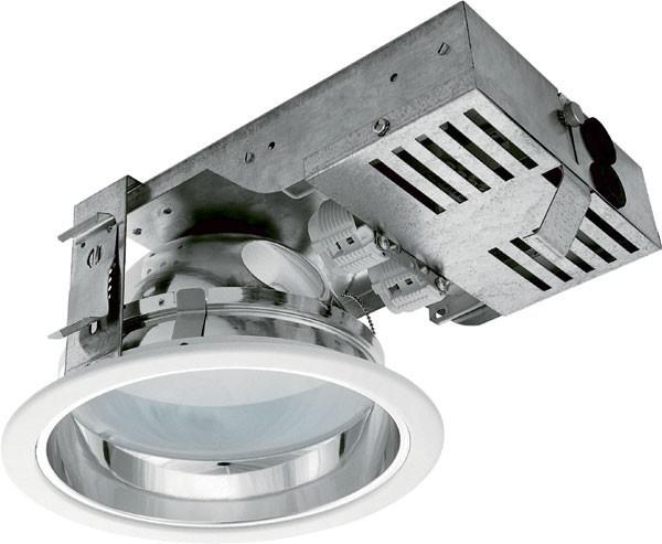 PL-Einbaudownlight IP44, TC-D,